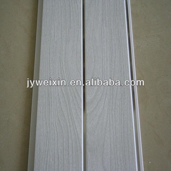 Pvc panneau mural et dalle de plafond avec blanc couleur for Panneau mural pvc