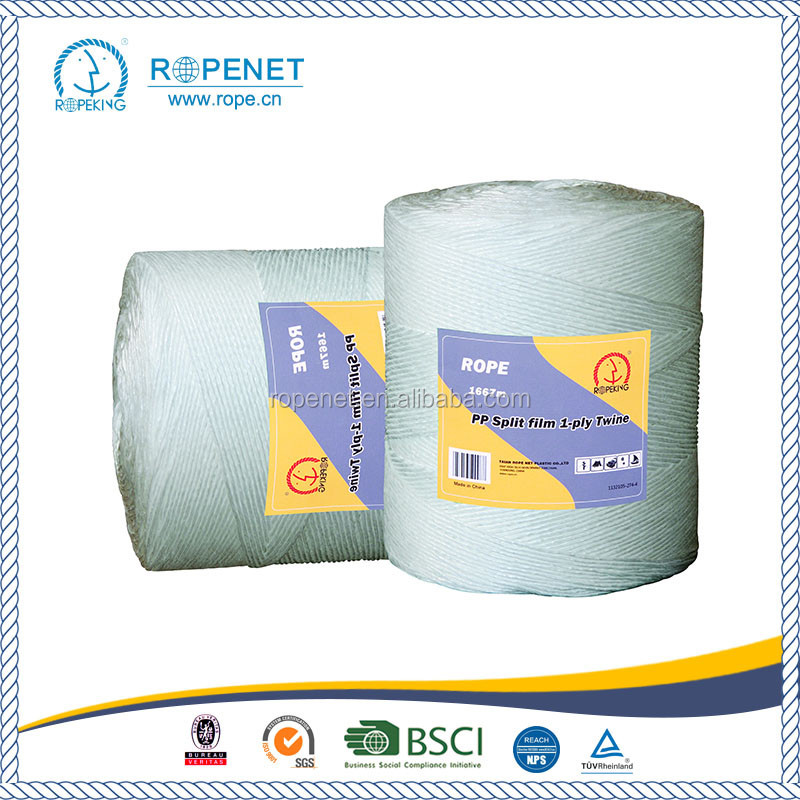 Polypropylene PP Tying Baler Twine for Agriculture