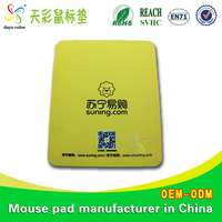 extra small mouse pads, multiple colours tag/card mouse pads