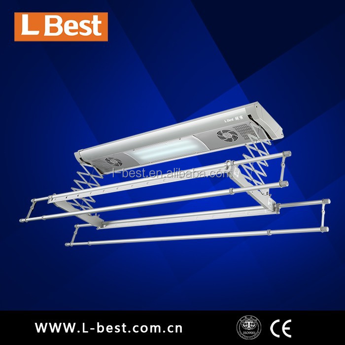 Folding CE Certificated clothes hanger ,drying rack,clothesline rope