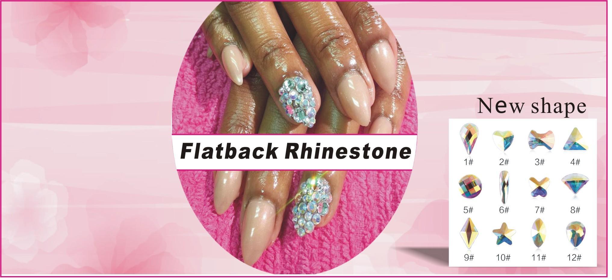 Yiwu Queency Accessory Trade Co., Ltd. - rhinestone,crystal stone