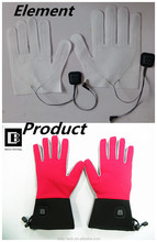 heating wire heater for USB glove inserts warmer Heating glove inserts