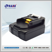 Power Tool Lithium ion Battery for Makita BL1415 14.4V 2Ah Makita Battery Li-ion 14.4V 2Ah Replacement Battery for Makita