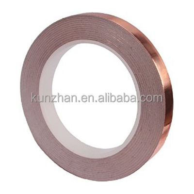 EMI shielding conductive adhesive copper foil tape for garden fender free samples