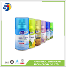 Hotel automatic 250ml air freshener name brand with low price