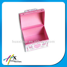 Professional customized book shape gift box for kids