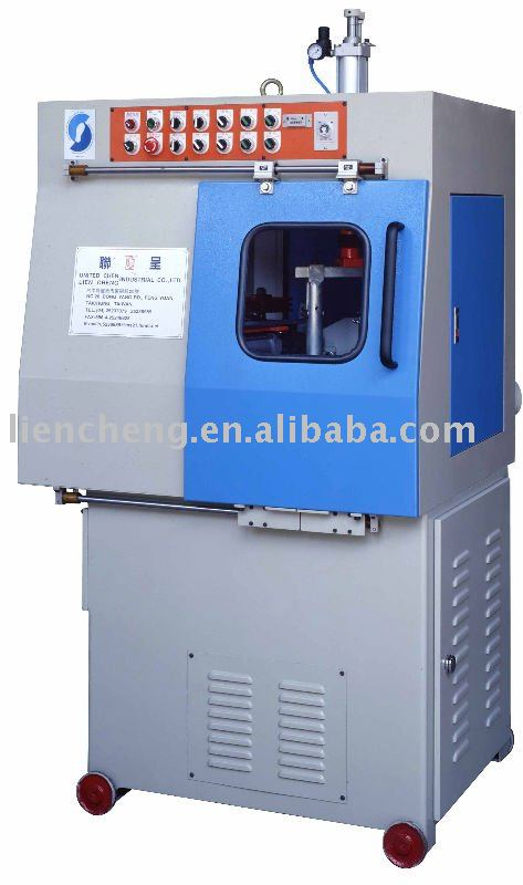 Auto Sole Edge Grinding & Forming Machine