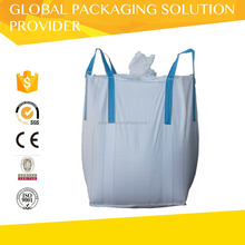Hot-sale 1 ton sand/cement packaging big bag pp jumbo bag