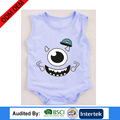 customer logo avaliable 100% cotton baby clothes fashion type desngi for boy romper