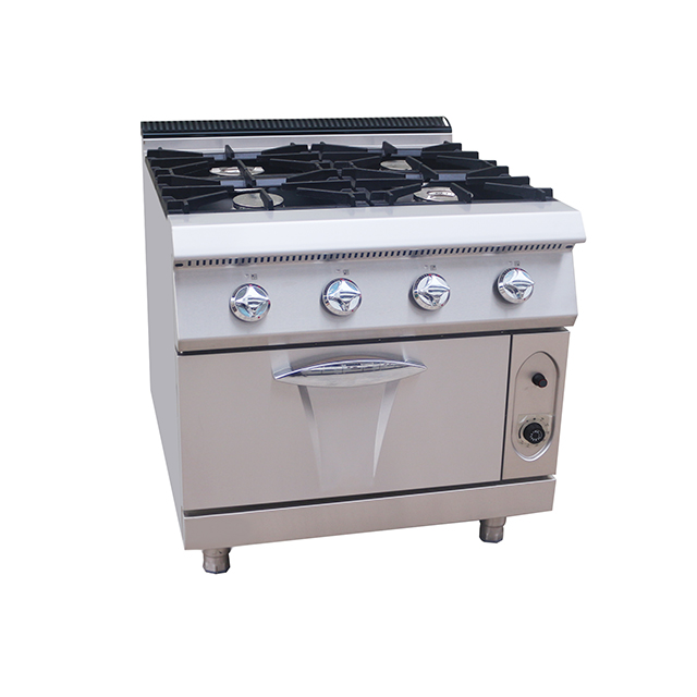 Kitchen Cooking Range 4 Burners <strong>Gas</strong> Range with Oven