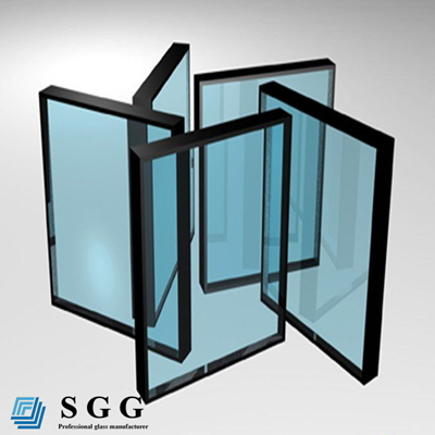 Exterior wall glass Tempered Insulating glass panels