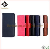 2014 Hot sale fashionable Leather cover case for iphone6