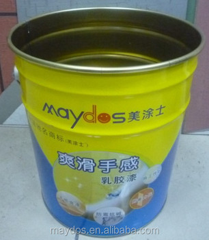 2K Spray Alkyd Enamel anti rust paint for wood and metal decoration