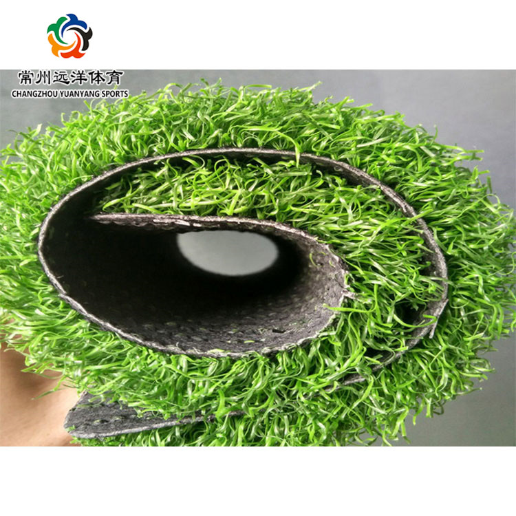 gateball plastic lawn sports flooring mat synthetic grass