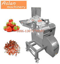potato dicer/mango cube cutting machine/pumpkin Jalapeno Pepper dicing machine