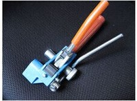 Stainless Steel Cable Tie Tool, Automation Cable Tie Gun, Tensioning Tool for Stainless Steel Cable Tie