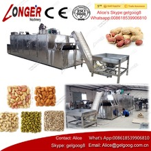 304 Sus Automatic Sunflower Seeds Roasting Machine