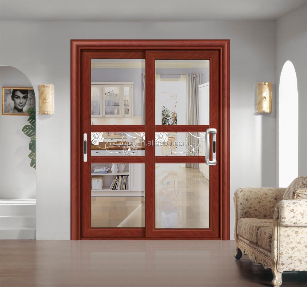 \u003cstrong\u003eWood\u003c\/strong\u003e Grain Finished Aluminum Frame Glass Sliding \u003cstrong & Wholesale wood door with grille - Online Buy Best wood door with ... Pezcame.Com