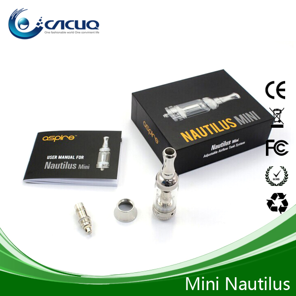 latest big battery e cigarette aspire mini nautilus with fast delivery