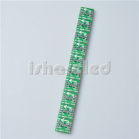50Pcs T15151 WS2811 IC F12 LED Full Color Board WS2811 Pixel Module Node DC12V 15X15mm Max Power 296mW