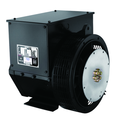 High Quality Brushless Diesel 20Kw Ac Generator Head