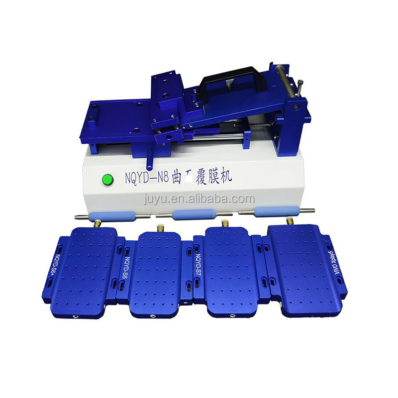 S7 edge S6 edge Glass Replacing LCD oca Vacuum Laminating Machine Mobile Phone Repair Machine