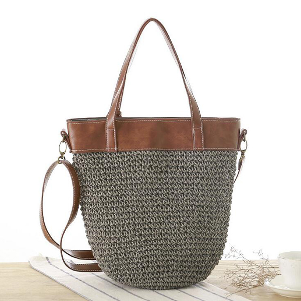 S185 online shop china supply leisure design ladies natural straw bag