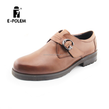 Korean edition business men's leather shoes