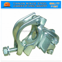 scaffolding coupler joint fastener clamp swivel coupler