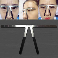 Tattoo Accessories Metal Permanent Makeup Ruler