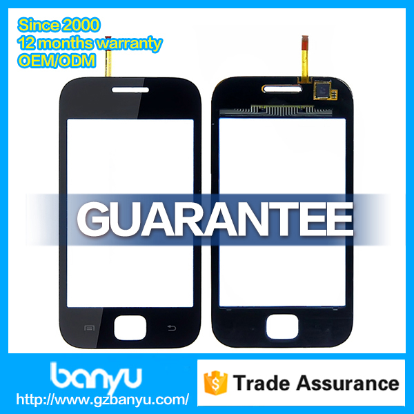 Hot selling original lcd display replacement mobile phone touch for samsung s6802 screen