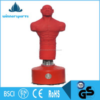 High quality Professional Boxing Training Dummy/Man Free Standing Punching Bag/Standing Punching Bag Equipment