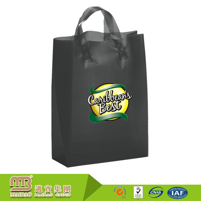Wholesale price custom order accepted corn starch oem plastic clothes packing bag