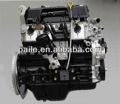 Vehicle Car, Heavy Truck,Tractor, Marine 4 Cylinder 2.237L XC4G22 Euro III Diesel Complete Engine Assembly
