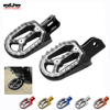 BJ-FP-209 CNC Aluminum Adjustable Motorcycle Foot Pegs For Honda CRF230 Dirt Bike