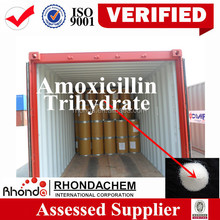 Certificated supplier of price amoxicillin trihydrate