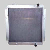 China cheap and portable EX200-2 excavator cooling radiator