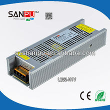 Shenzhen SANPU CE ROHS approved 250W 48v led transformer driver for led bulb 32v dc power supplies