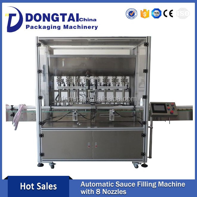 2014 Automatic Piston Type Red Bean Paste Filling Machine