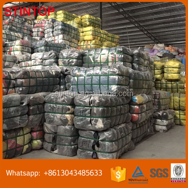 A GRADE used clothing bales uk in china for Tunisia