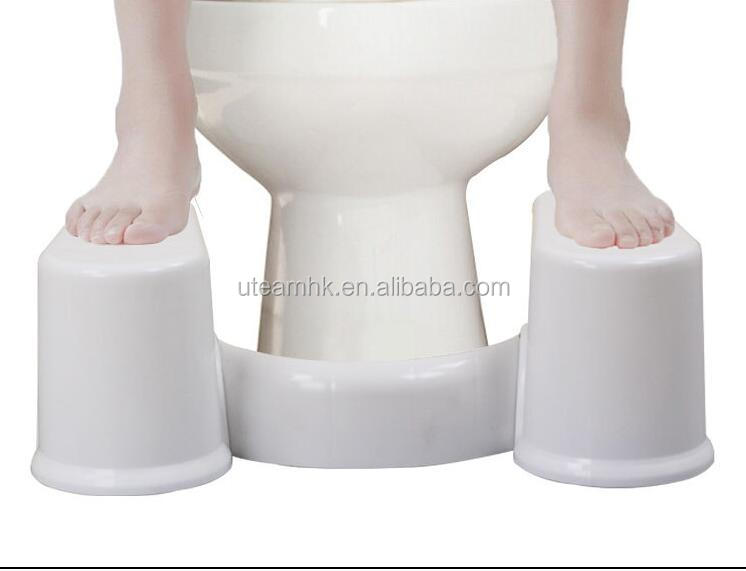 plastic toilet stool|toilet step