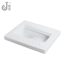 SANITARYWARE FOOT REST SQUATTING PAN