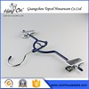 Dry Clean Metal Wire Hanger , Laundry Metal Wire Hanger For Shirt