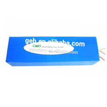 18650 36V 12Ah 10S6P Electric LiFePO4 Battery Pack for Bicycle Motorcycle