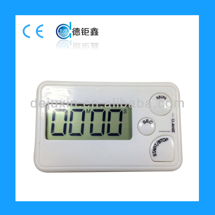 Large Lcd remote control timer