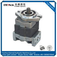 construction machinery use as high power take off from SGP gear pump