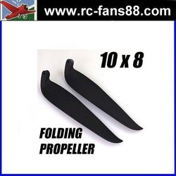 10 x 8 Folding Propeller for RC Airplane