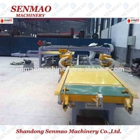 automatic edge cutting saw for melamine machines