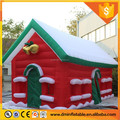 Inflatable santa grotto For Christmas