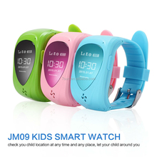 new products 2016 JM09 kids gps watch